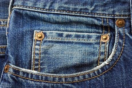 Những con số bí mật của… quần jeans - 1