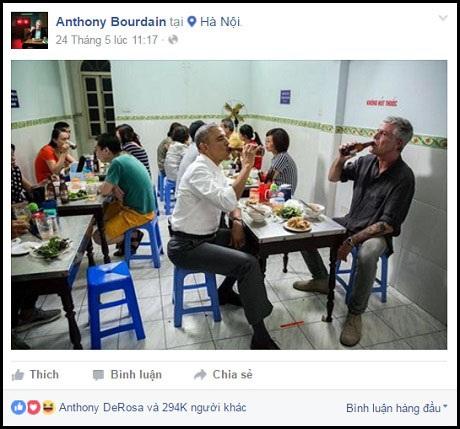 """Những bếp trưởng nổi danh thế giới """"chết mê"""" ẩm thực Việt - 7"""