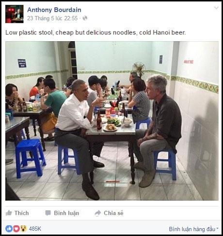 """Những bếp trưởng nổi danh thế giới """"chết mê"""" ẩm thực Việt - 8"""