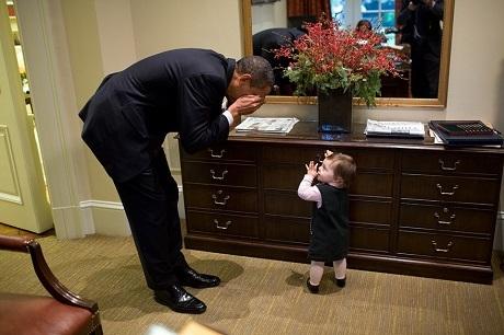 """Nhìn lại """"gia tài"""" của người chụp ông Obama trong hơn… 2 triệu bức ảnh - 27"""