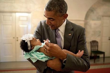 """Nhìn lại """"gia tài"""" của người chụp ông Obama trong hơn… 2 triệu bức ảnh - 29"""