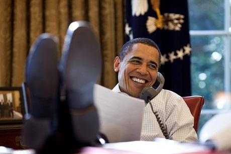 """Nhìn lại """"gia tài"""" của người chụp ông Obama trong hơn… 2 triệu bức ảnh - 42"""
