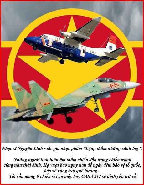 Điều ít biết về ca khúc ngợi ca chiến sĩ Phòng không - Không quân đầy xúc động