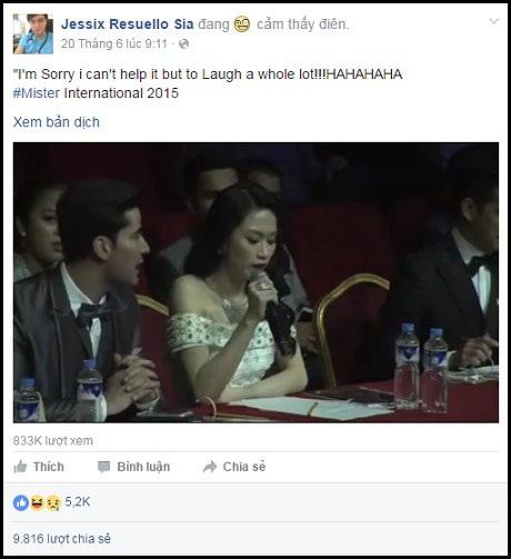 Báo nước ngoài viết gì về khả năng nói tiếng Anh của Hoa hậu Triều Thu? - 4