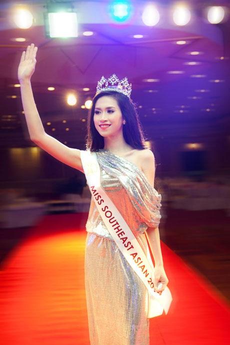 Hoa hậu Đông Nam Á 2014 - Vũ Trần Triều Thu
