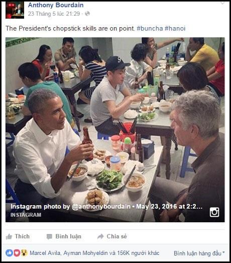 """Cuộc đời chìm nổi của """"người ngồi ăn bún chả với Tổng thống Obama"""" - 4"""