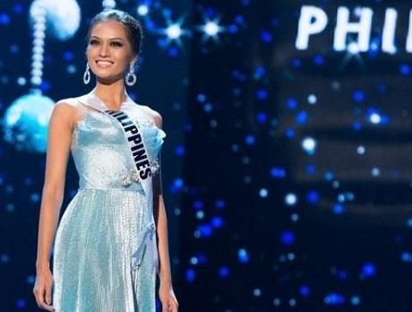 Á hậu 1 - Hoa hậu Hoàn vũ 2012 - người đẹp Philippines - Janine Tugonon
