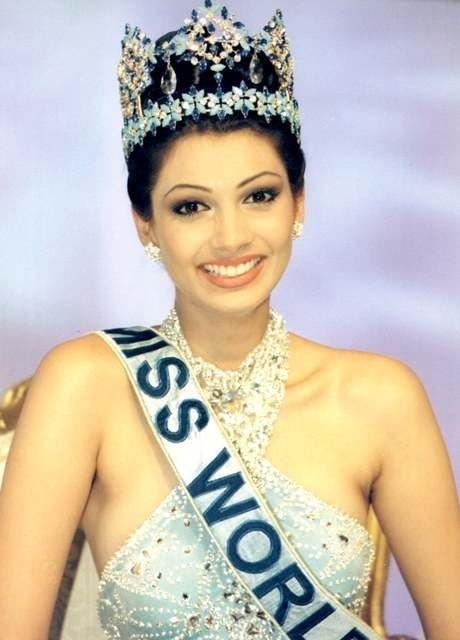 Hoa hậu Thế giới Miss World 1999 - Yukta Mookhey
