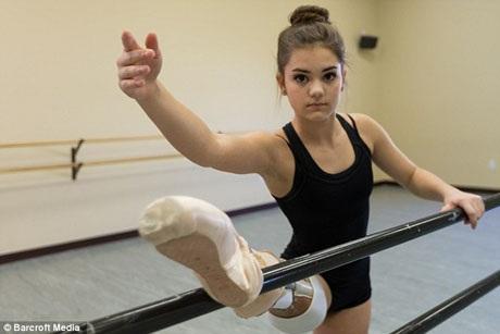Dù các động tác của Gabi sẽ không bao giờ hoàn hảo như những diễn viên múa chuyên nghiệp, em cũng sẽ không thể thực hiện những động tác kỹ thuật khó, nhưng với tất cả những gì Gabi đã làm được, em đã vượt ra ngoài mọi sự kỳ vọng.
