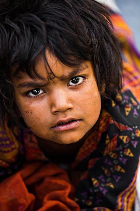 Đôi mắt Jaipur (một thành phố của Ấn Độ).