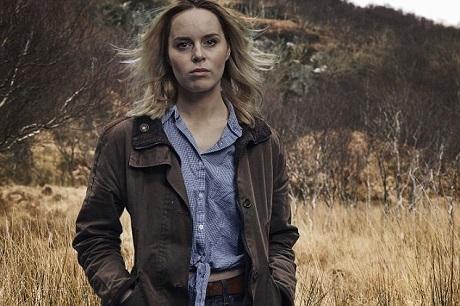 Cô Caroline, 27 tuổi, làm nghề chăn cừu, đến từ Scotland.
