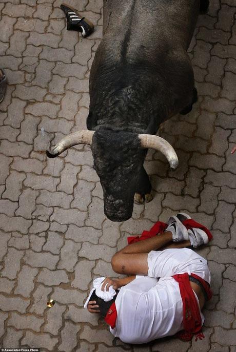 Bàng hoàng chứng kiến người đấu bò đầu tiên thiệt mạng trong thế kỷ 21 - 8