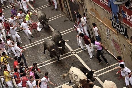 Bàng hoàng chứng kiến người đấu bò đầu tiên thiệt mạng trong thế kỷ 21 - 13