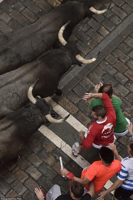 Bàng hoàng chứng kiến người đấu bò đầu tiên thiệt mạng trong thế kỷ 21 - 14