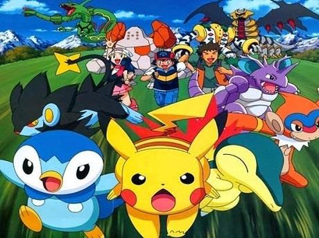 """Pokemon """"hồi sinh rực rỡ"""" sau 20 năm ra mắt công chúng - 1"""