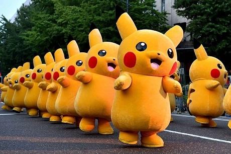 """Pokemon """"hồi sinh rực rỡ"""" sau 20 năm ra mắt công chúng - 2"""