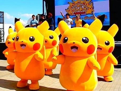 """Pokemon """"hồi sinh rực rỡ"""" sau 20 năm ra mắt công chúng - 3"""