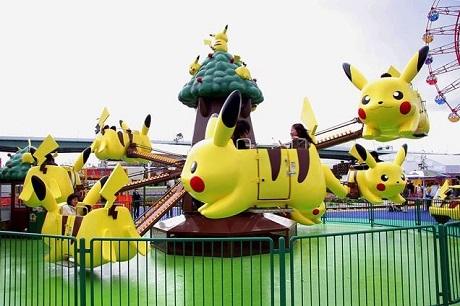 Công viên chủ đề Pokemon