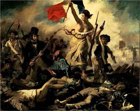 Tinh thần và vẻ đẹp Pháp khắc họa ngoạn mục trong siêu phẩm hội họa - 1