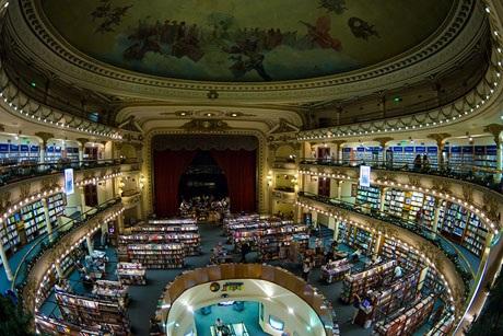 """Tại sao Argentina là """"kinh đô sách"""" của thế giới? - 7"""