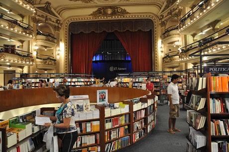 """Tại sao Argentina là """"kinh đô sách"""" của thế giới? - 13"""