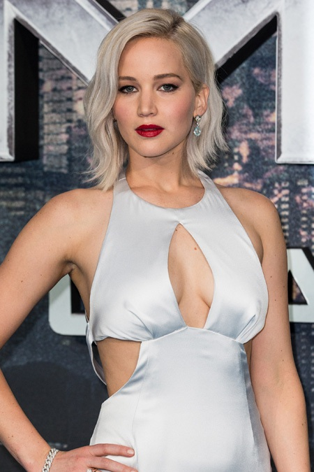 Ngôi sao điện ảnh đương đại - Jennifer Lawrence - đứng ở vị trí thứ 10 với 89.24%.