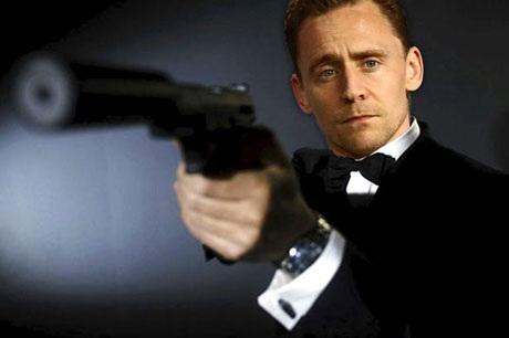 Tom Hiddleston - ứng viên (đã từng) nặng ký nhất cho vai diễn James Bond.