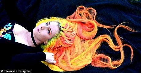 Trisha có nhiều nguyên tắc trong việc chăm sóc tóc, trong đó, nguyên tắc hàng đầu là không dùng những dụng cụ làm tóc có nhiệt độ cao như máy uốn, máy là, máy sấy. Dầu dừa cũng là một bí quyết dưỡng tóc của Trisha.