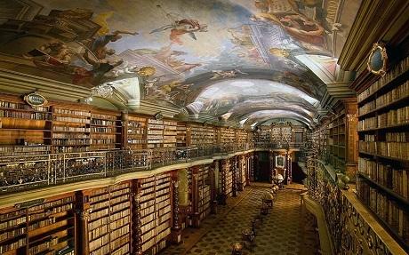 Tại sao thư viện có ở khắp nơi tại Séc? - 8