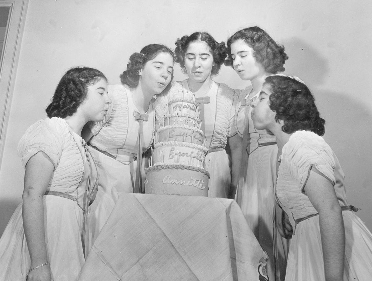Cuộc đời kỳ lạ của 5 chị em sinh năm nổi tiếng nhất trong lịch sử - Ảnh 10.