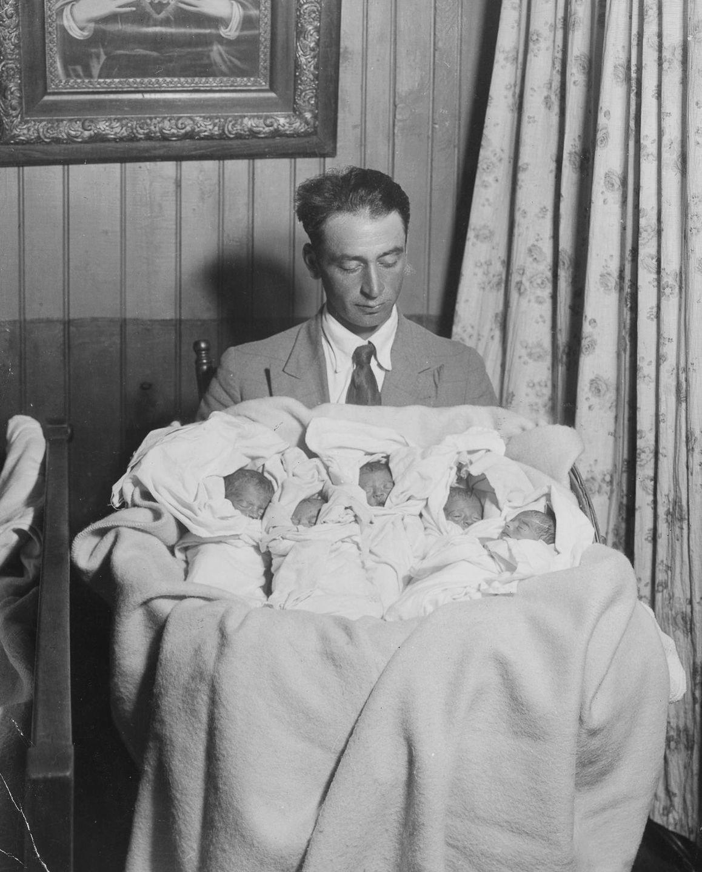 Cuộc đời kỳ lạ của 5 chị em sinh năm nổi tiếng nhất trong lịch sử - Ảnh 3.