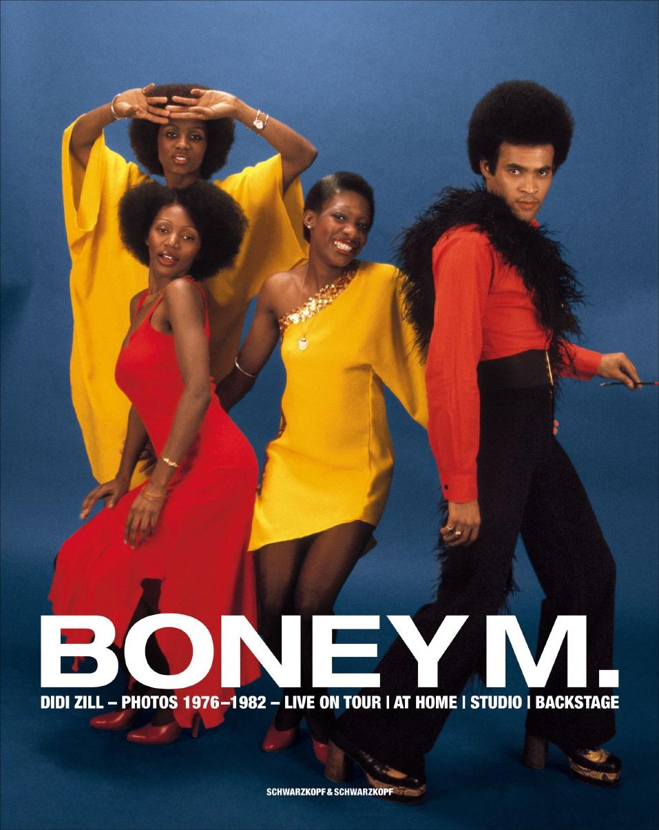 Ban nhạc huyền thoại Boney M bây giờ ra sao? - 1