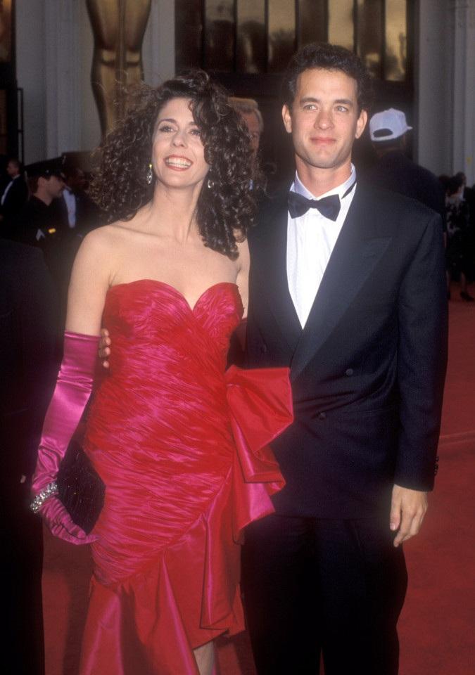 Tình yêu 30 năm vẫn bền chặt của nam tài tử Tom Hanks - 2
