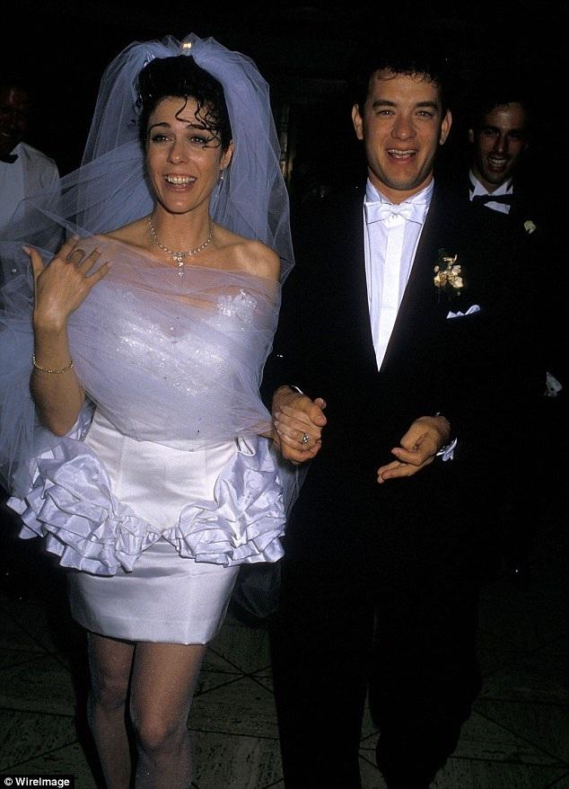 Tình yêu 30 năm vẫn bền chặt của nam tài tử Tom Hanks - 3
