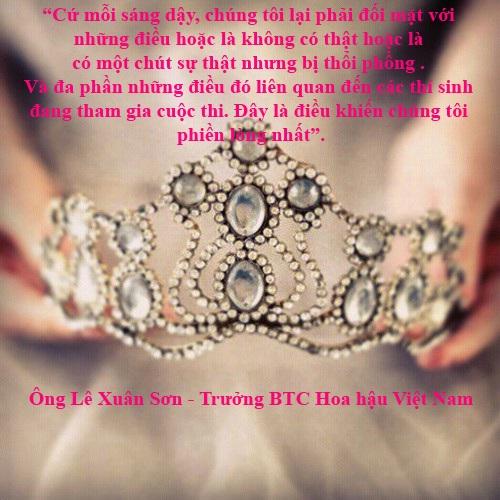 """Khi cuộc thi Hoa hậu trở thành """"đấu trường"""" nhan sắc - Cuộc thi Hoa hậu trở thành """"đấu trường"""" nhan sắc và Hoa hậu được xem là một """"nghề"""" để tiến thân đang khiến cho các cuộc thi nhan sắc ngày càng vướng phải những lùm xùm không đáng có."""