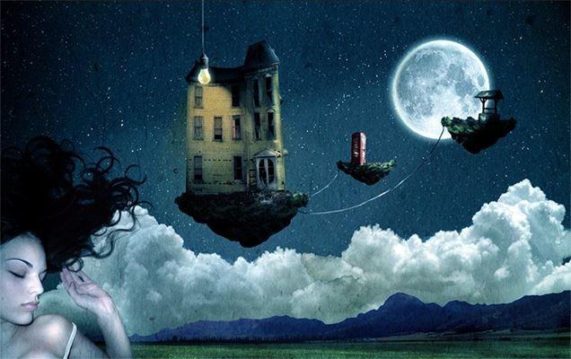 Giải mã những giấc mơ thường gặp nhất trong đời sống - 1