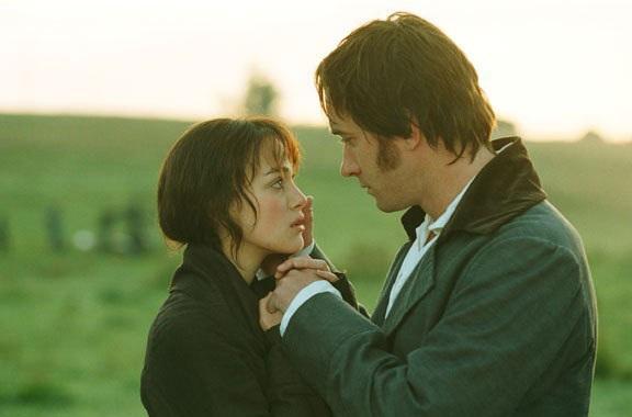 """Ngoài ra, còn có một dạng tình cảm kiểu """"lửa gần rơm"""", có thể kể tới như mối tình giữa chàng Darcy và nàng Elizabeth trong """"Kiêu hãnh và định kiến"""" - một tác phẩm văn chương nổi tiếng của nữ nhà văn Anh Jane Austen."""