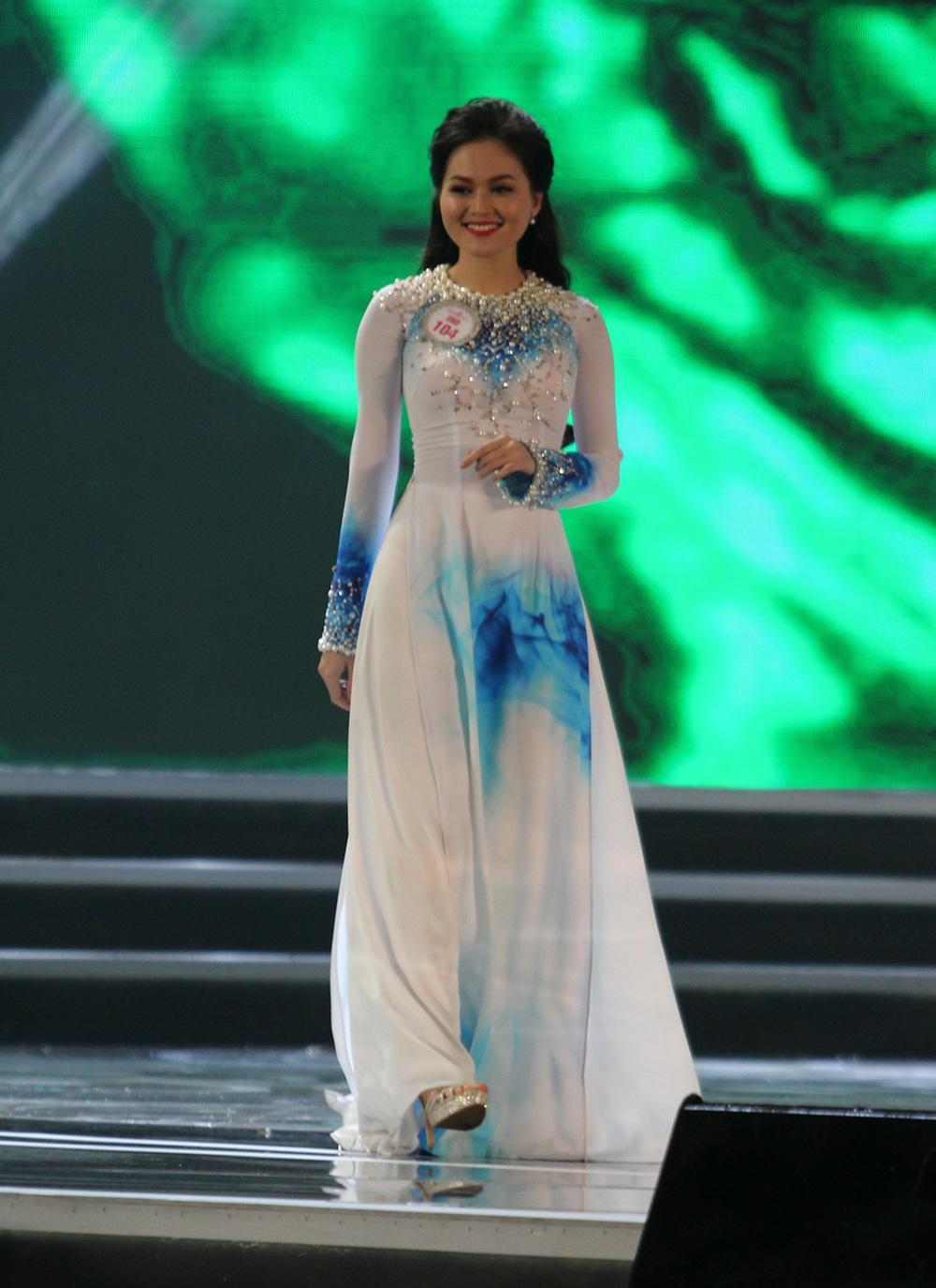 Người đẹp Đỗ Mỹ Linh đăng quang Hoa hậu Việt Nam 2016 - 13
