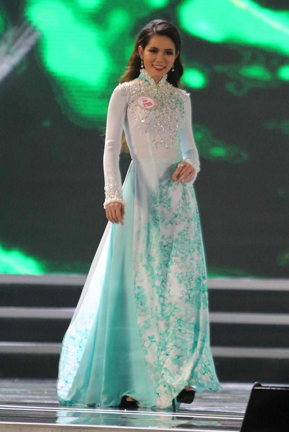 Người đẹp Đỗ Mỹ Linh đăng quang Hoa hậu Việt Nam 2016 - 9