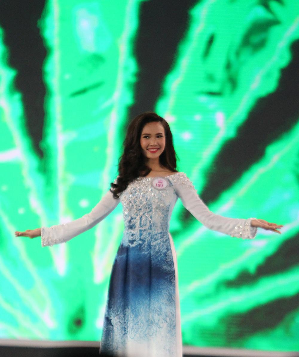 Người đẹp Đỗ Mỹ Linh đăng quang Hoa hậu Việt Nam 2016 - 12