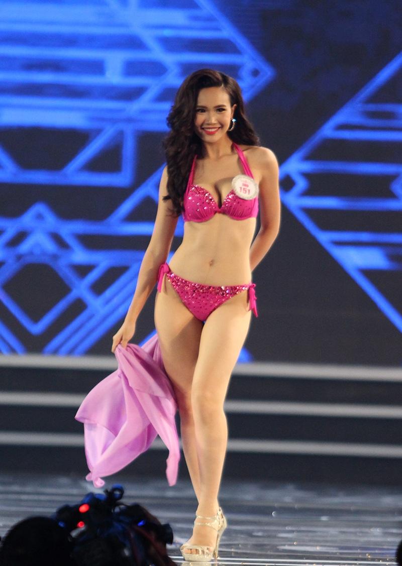 Người đẹp Đỗ Mỹ Linh đăng quang Hoa hậu Việt Nam 2016 - 17