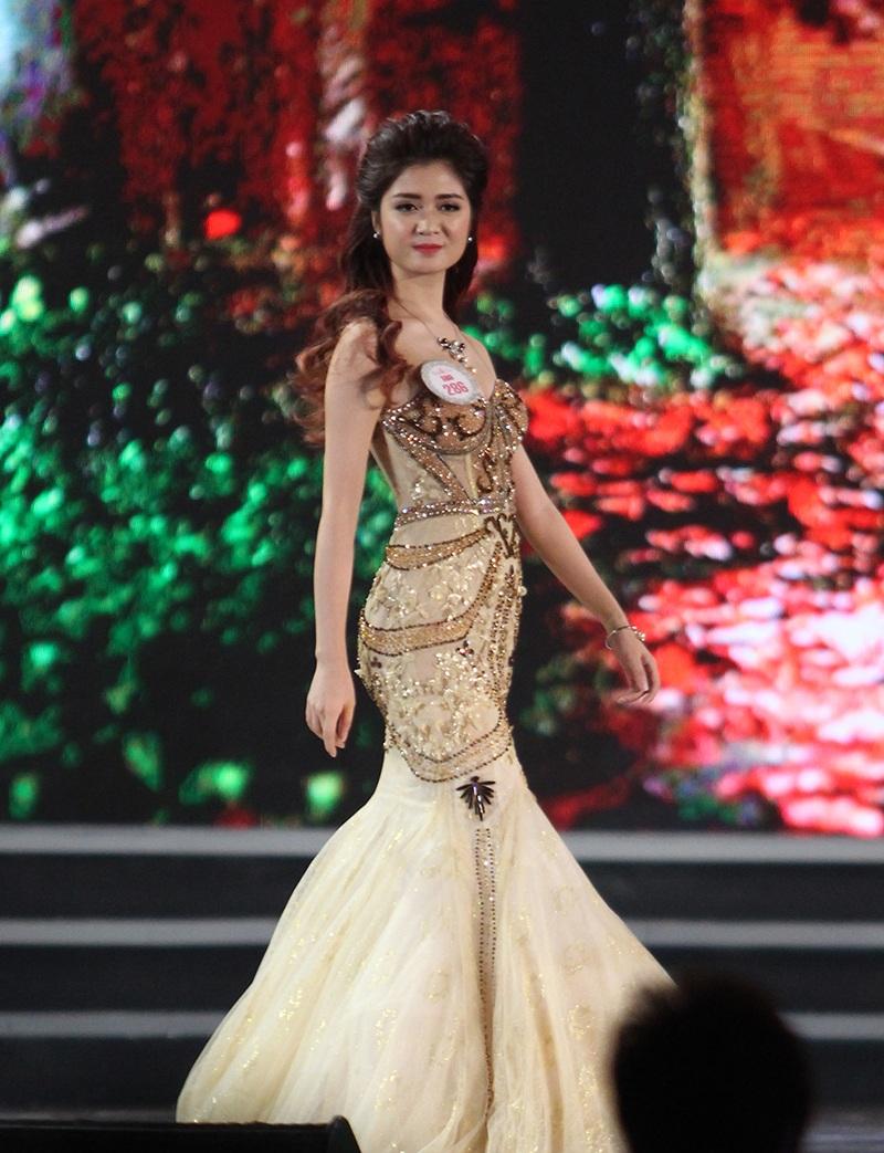 Người đẹp Đỗ Mỹ Linh đăng quang Hoa hậu Việt Nam 2016 - 29