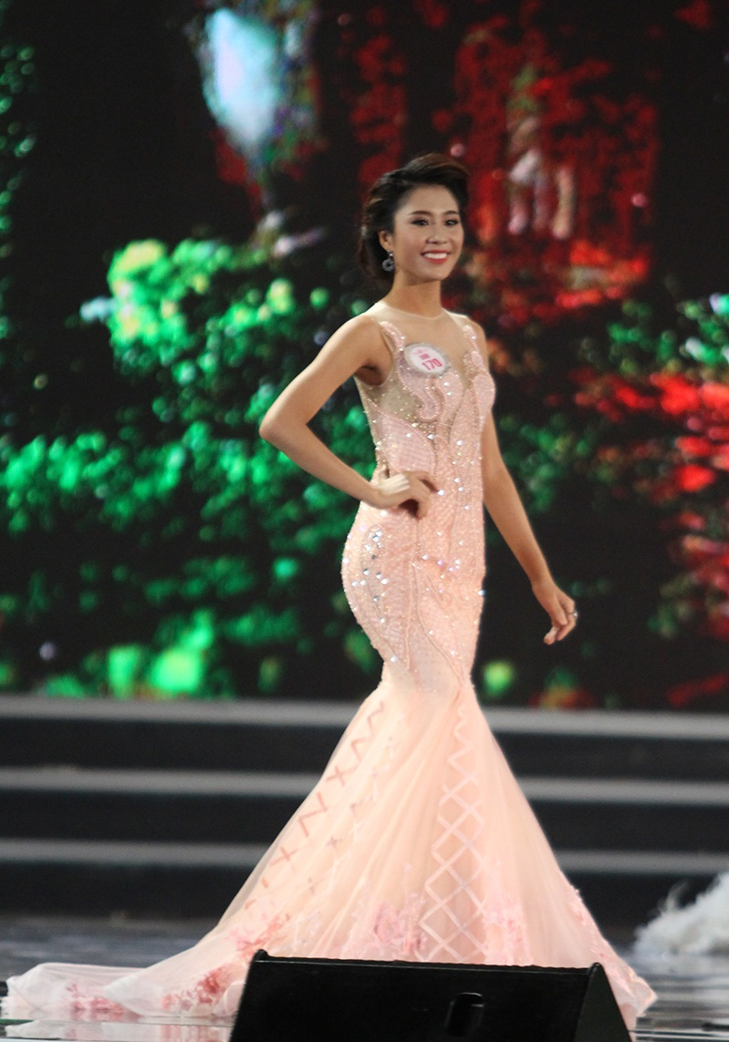 Người đẹp Đỗ Mỹ Linh đăng quang Hoa hậu Việt Nam 2016 - 31
