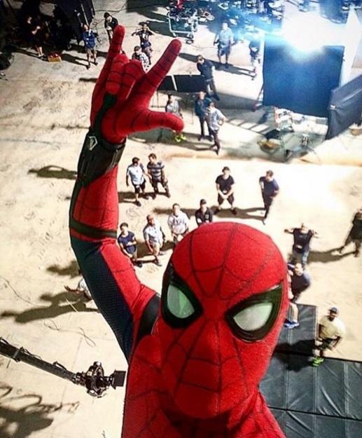 """""""Spiderman: Homecoming"""" sẽ ra mắt vào ngày 7/7/2017."""