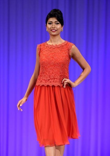 Người đẹp Priyanka Yoshikawa