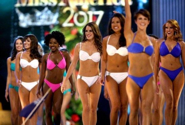 Các nhan sắc tại Miss America 2017