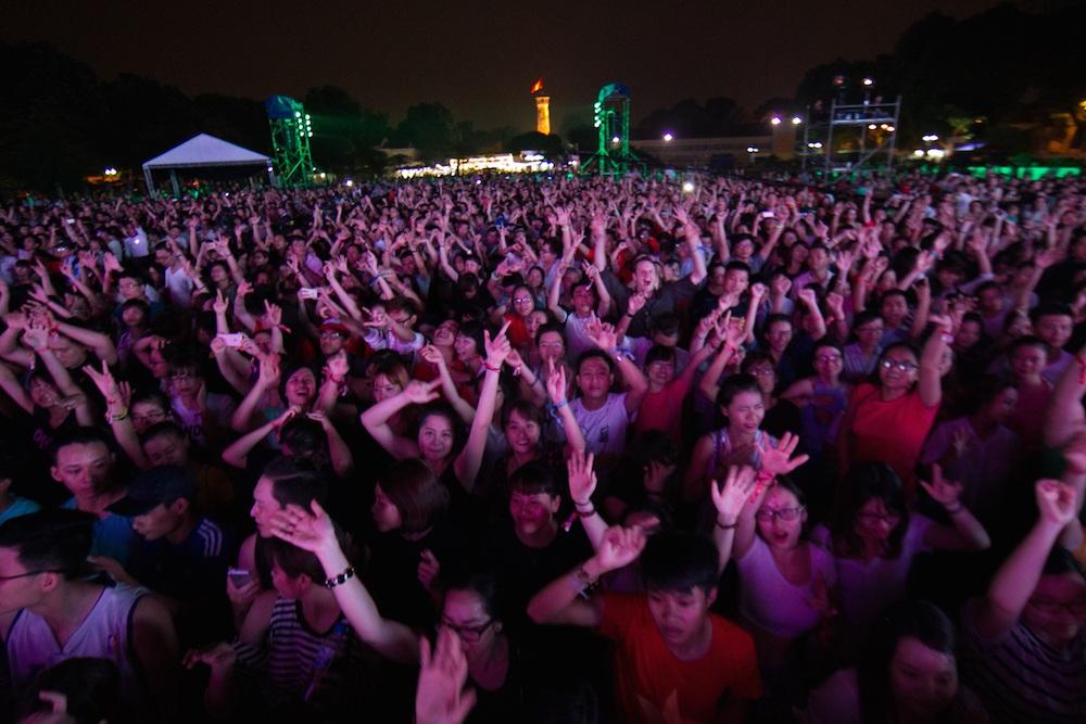 Rực rỡ Lễ hội âm nhạc quốc tế Gió Mùa - 6