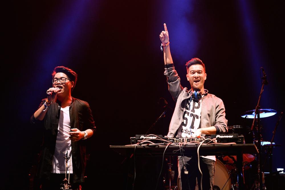 Rực rỡ Lễ hội âm nhạc quốc tế Gió Mùa - 16