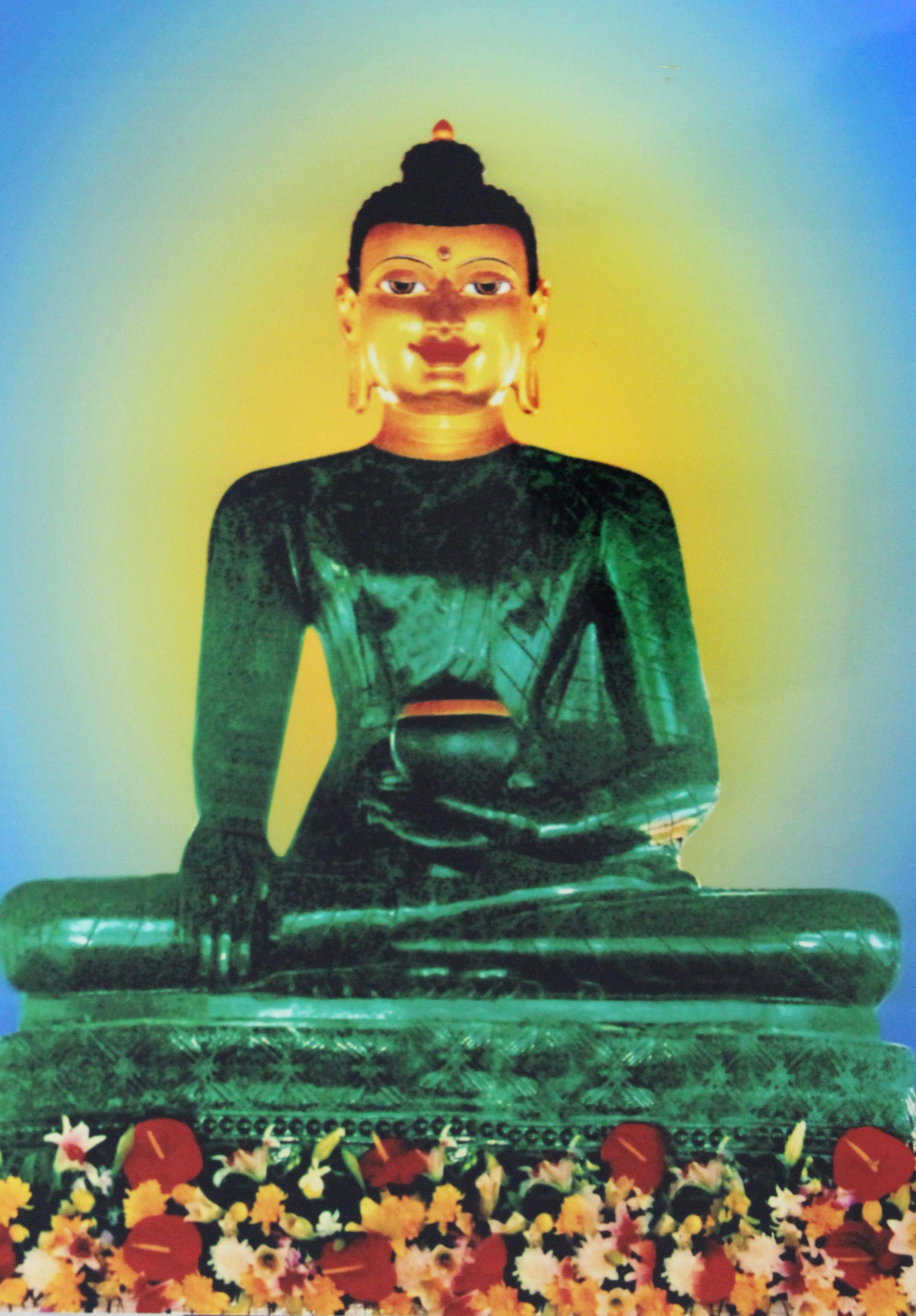 Tượng Phật Ngọc hòa bình thế giới.