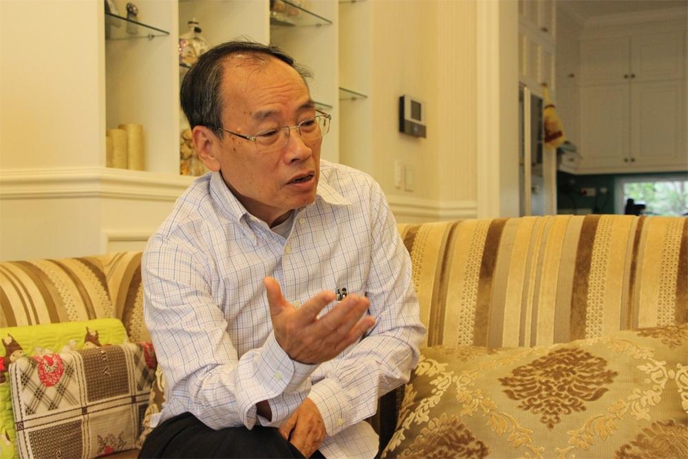 Ông Trần Quang Hưng cho rằng: Đường ống dẫn nước sạch sông Đà giai đoạn 2 nên dùng ống của các nước G7 sản xuất